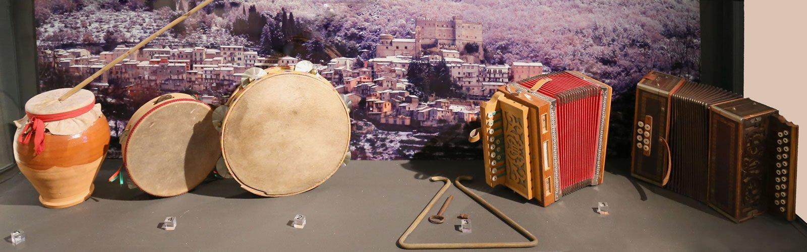 Museo delle Tradizioni Musicali di Arsoli 2 (testata)