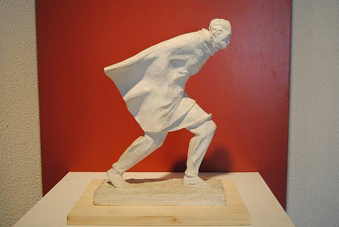Domenico Ponzi - Mostra Percorsi della scultura in Italia dalla Secessione al Novecento (1915-1935) Foto Luigi Scialanca