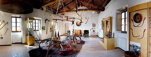 ROVIANO - Museo della Civiltà Contadina Valle dell'Aniene