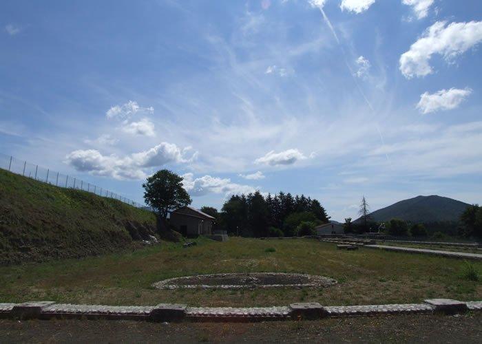 Museo Civico Archeologico Villa di Traiano - Il Giardino