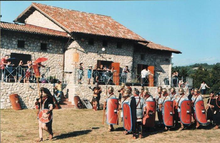 Museo Civico Archeologico Villa di Traiano - Museo in Mostra