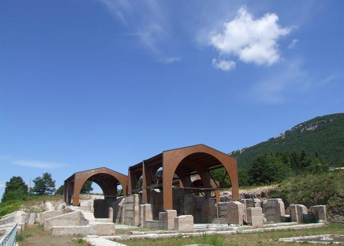 Museo Civico Archeologico Villa di Traiano - il Complesso Monumentale