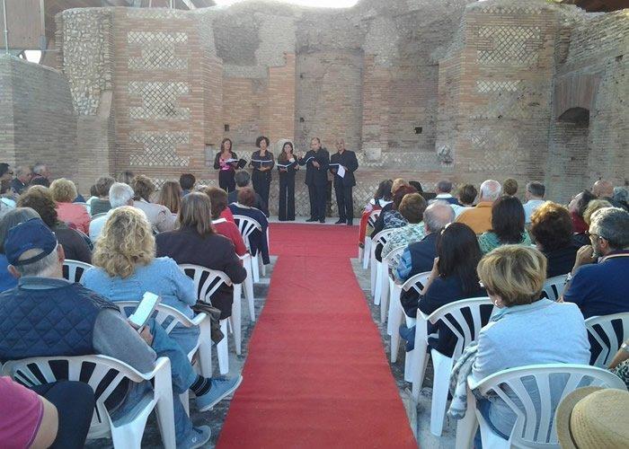 Museo Civico Archeologico Villa di Traino - Festival delle CittÖ medievali
