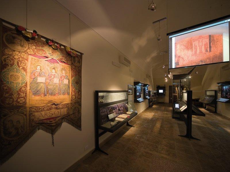 Sala Museo delle Tradizioni Musicali di Arsoli